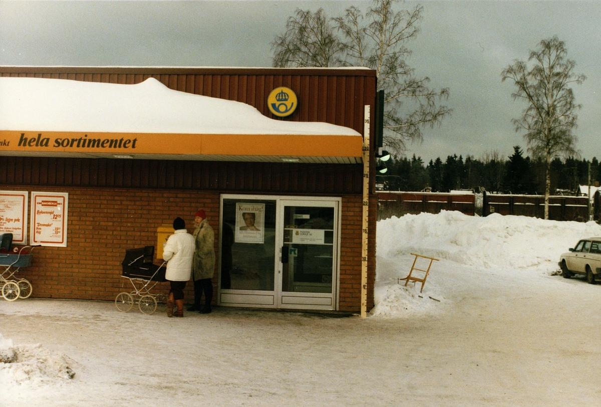Postkontoret 800 14 Gävle Durovägen 2