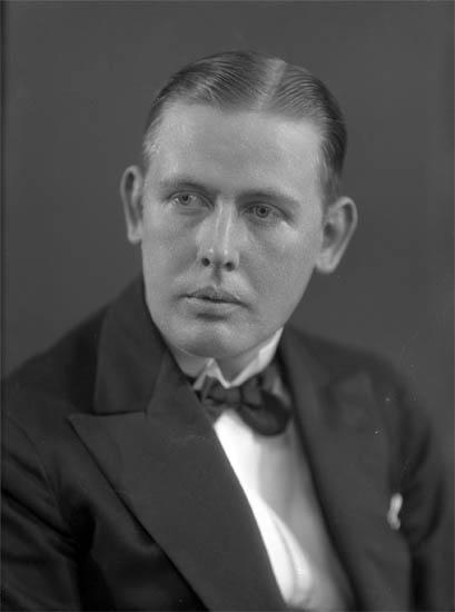 """Text till bilden: """"Herbert Rutgersson""""."""