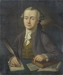 Portrett av Christian Braunmann Tullin [portrett ]