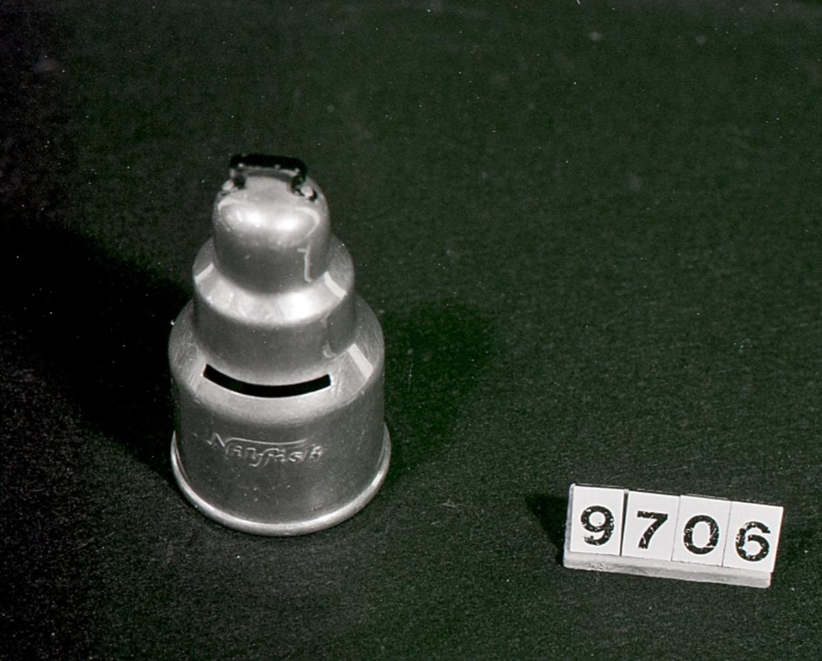Form: Tilnærmet flaskefasong