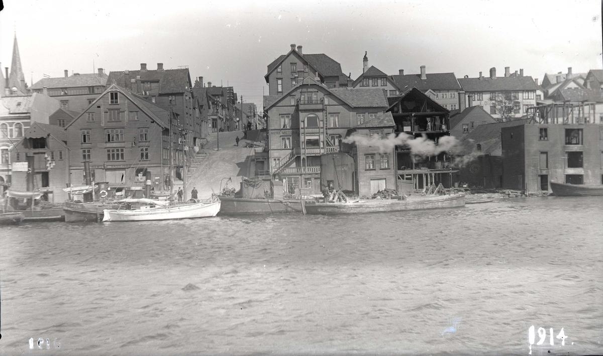 Havn - sjøhus