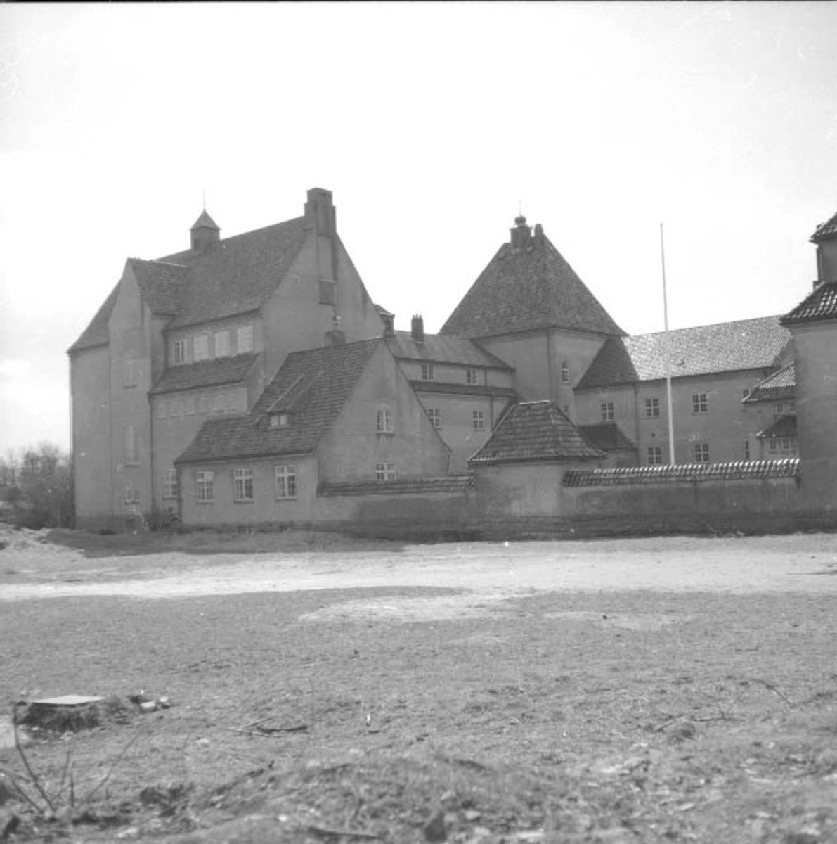 Eksteriør - Lillesund Skole.