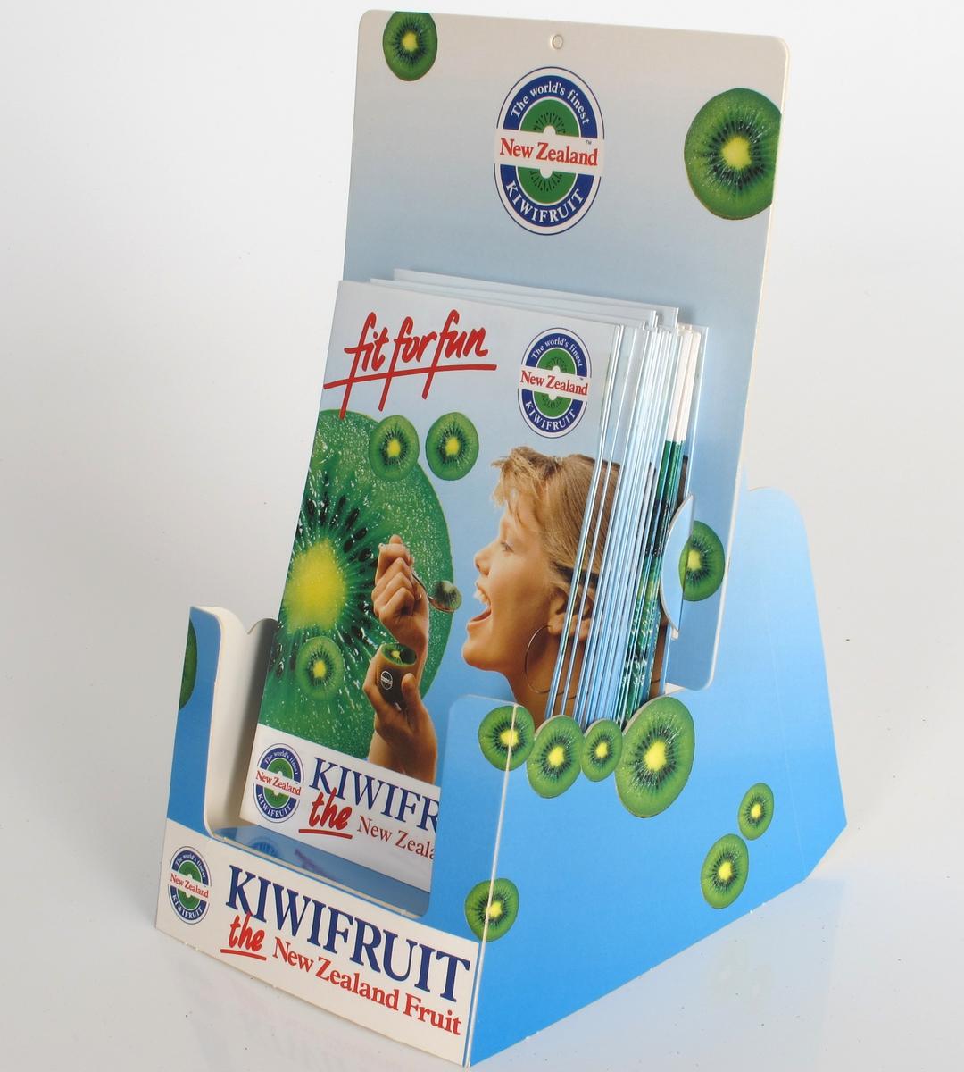 Aktive ungdommer, kiwifrukter, m.m.