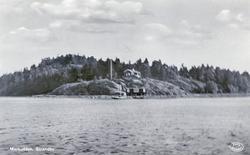"""Enligt Bengt Lundins noteringar: """"Markudden. Strandön. Suddi"""