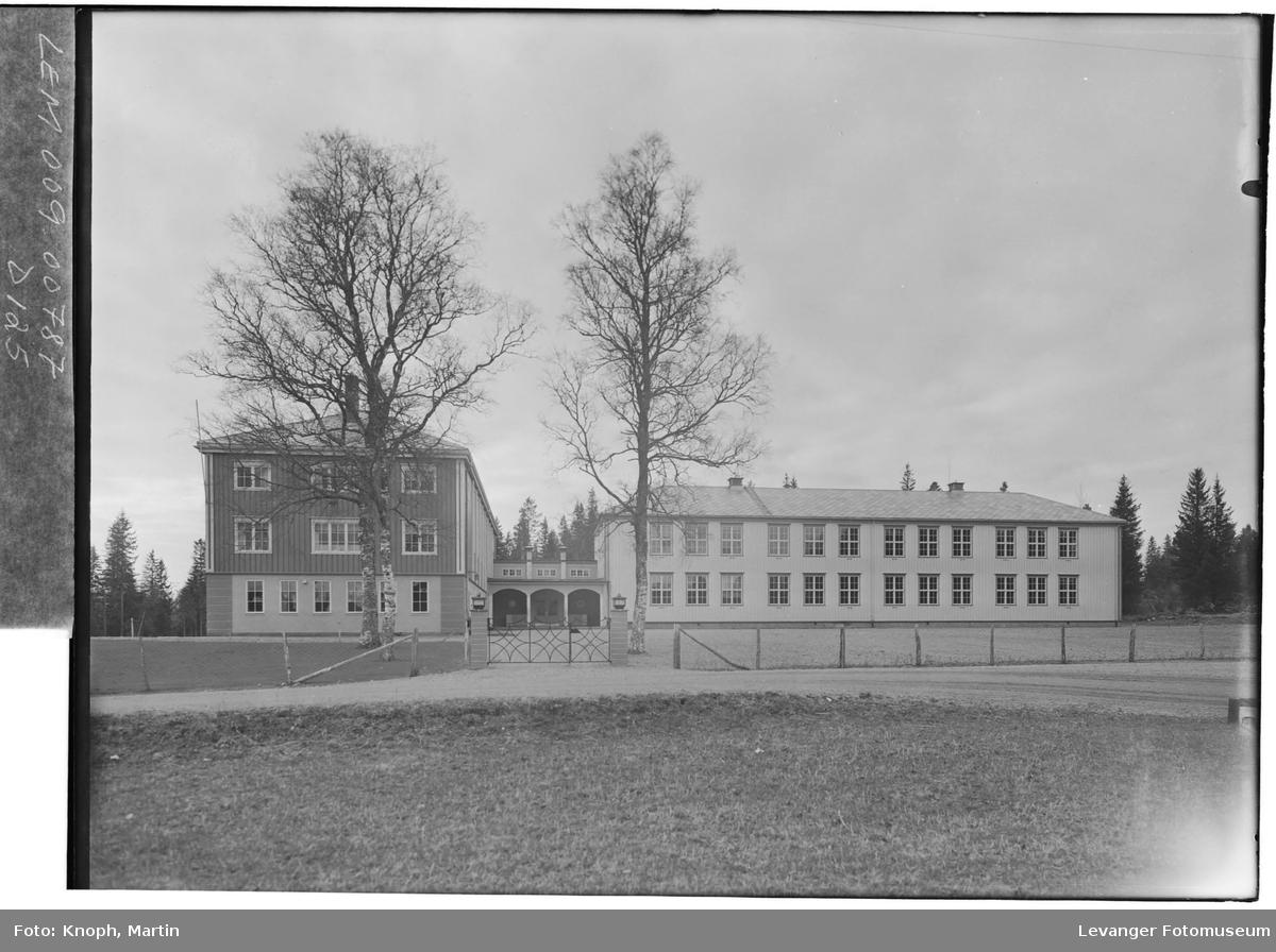 Vinje skole på Snåsa  I