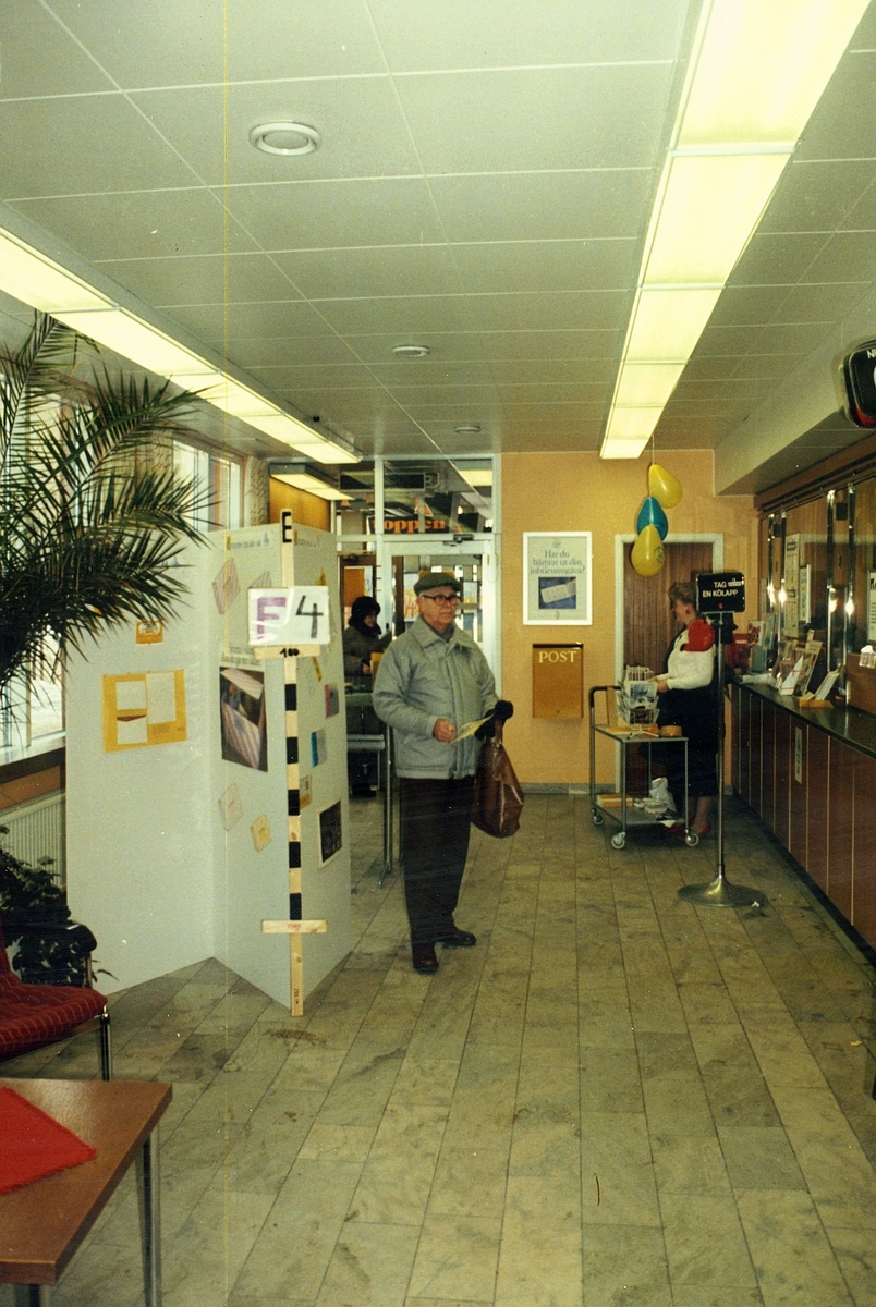 Postkontoret 630 02 Eskilstuna Norra Brogatan 2