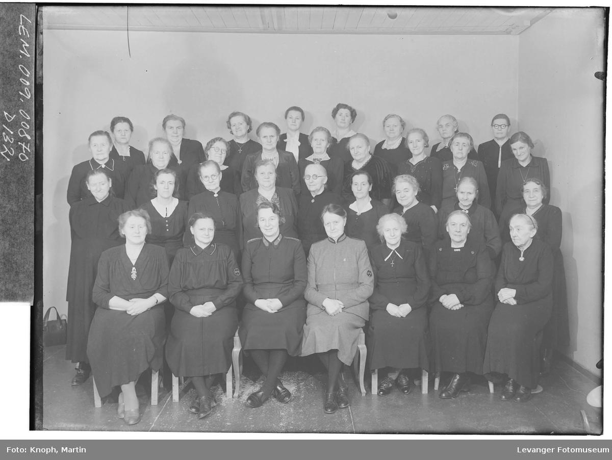 Frelsesarmeen på Steinkjer  I