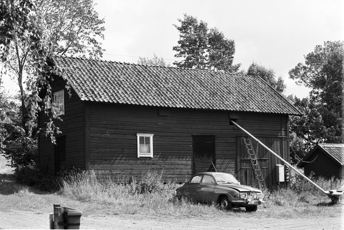 Magasin, Sämjesta 2:5, Rasbo socken, Uppland 1982