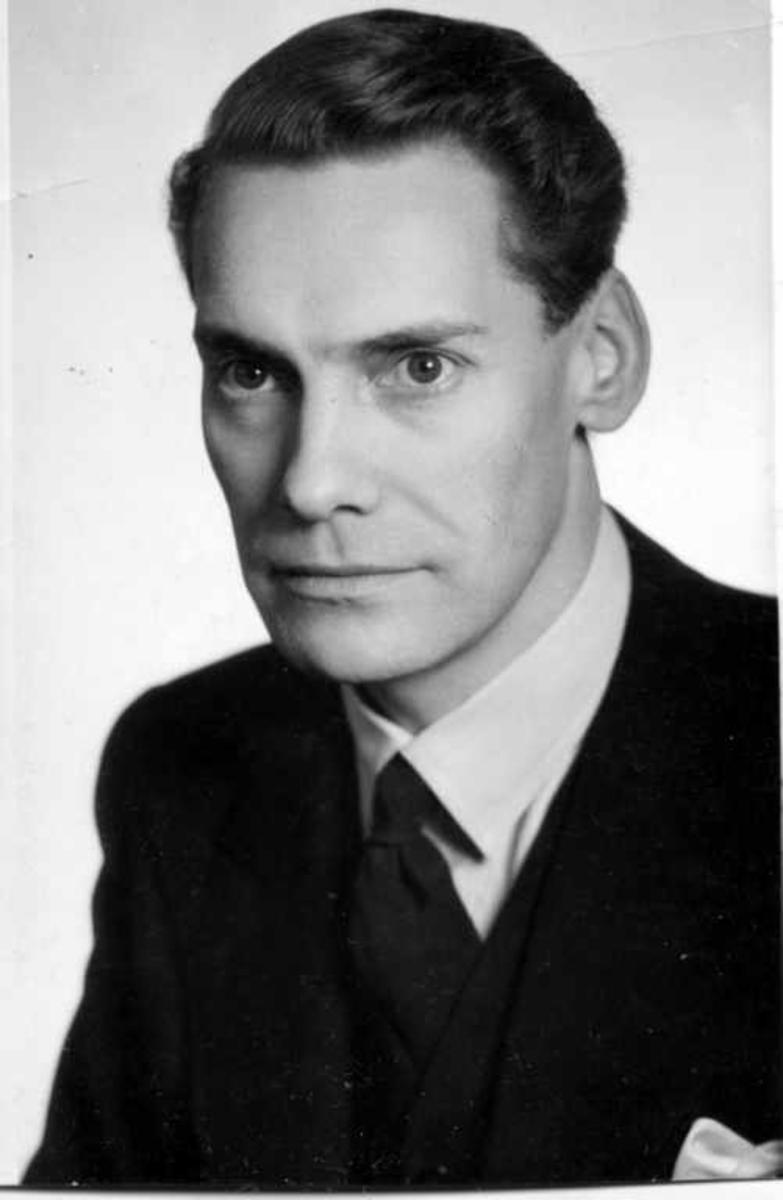 Overrettsakfører Theodor Broch. . Ordfører Narvik 1934-1940. 1945.