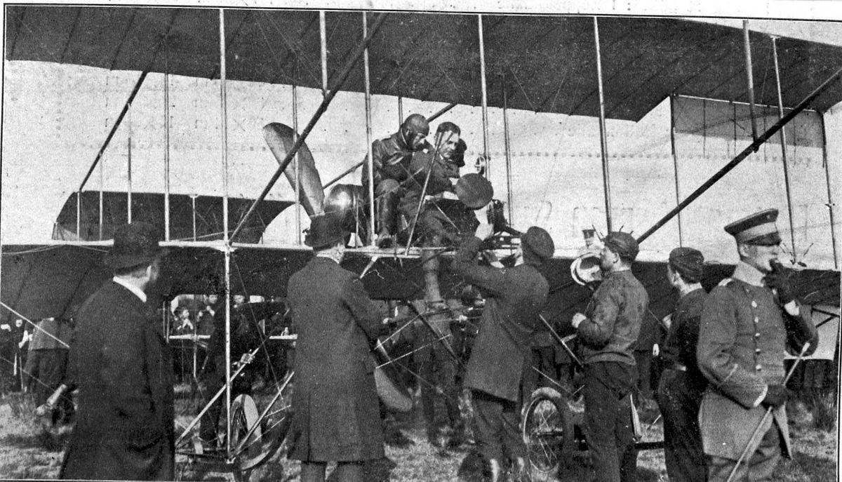 Utklipp: Ett fly på bakken, Mackenthun eller Erler.