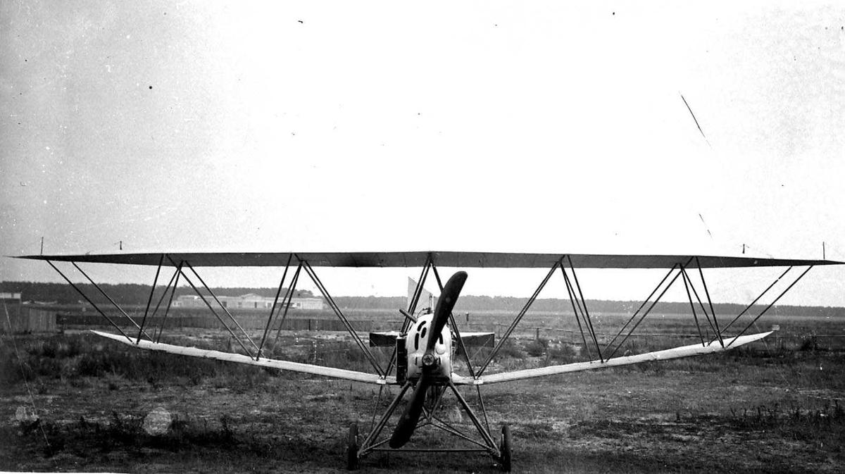 Ett fly på bakken, Albatros.