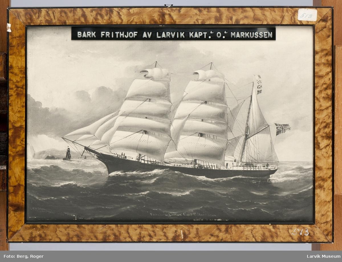 Bark Frithjof av Larvik