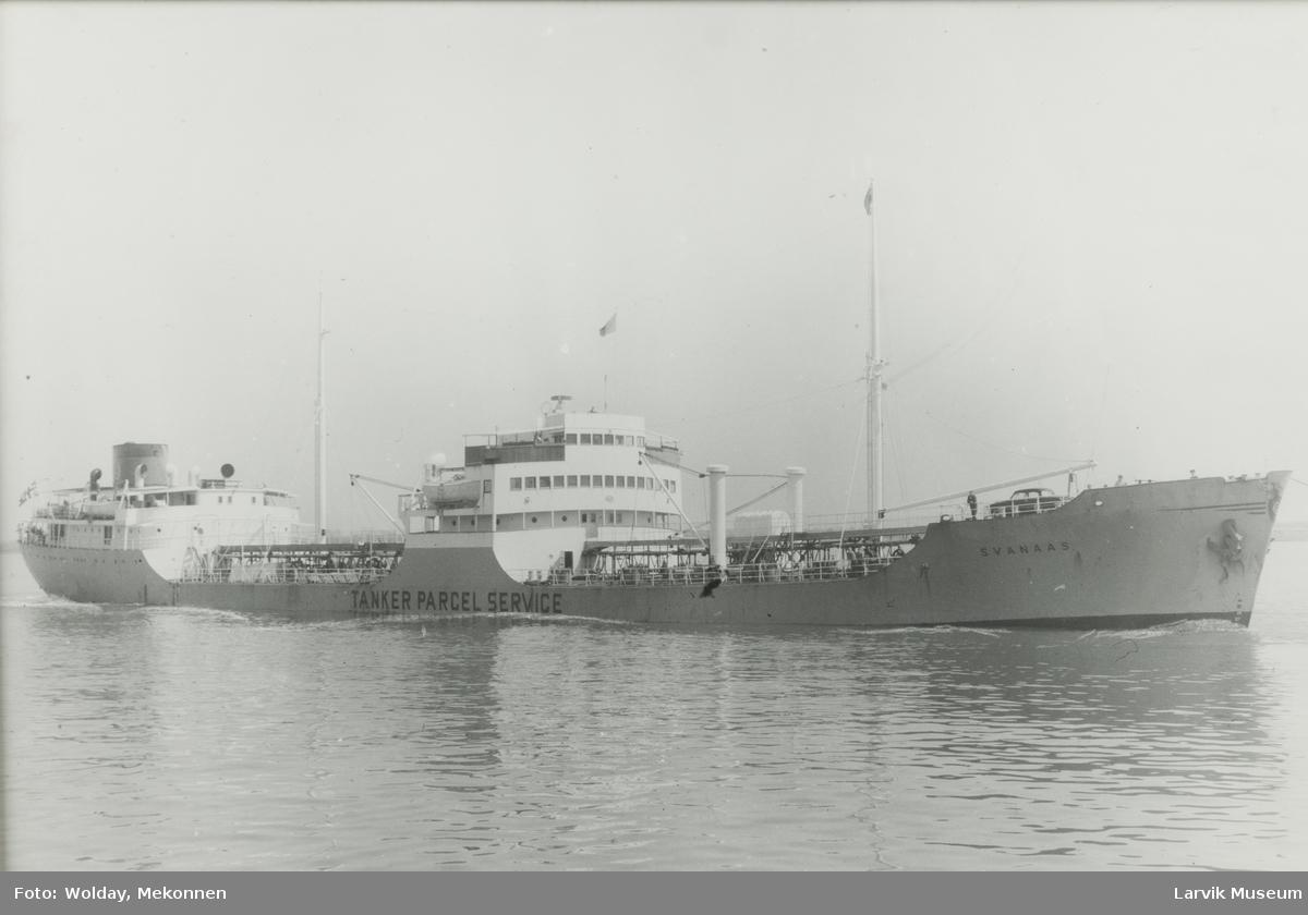 Motortanker Svanaas