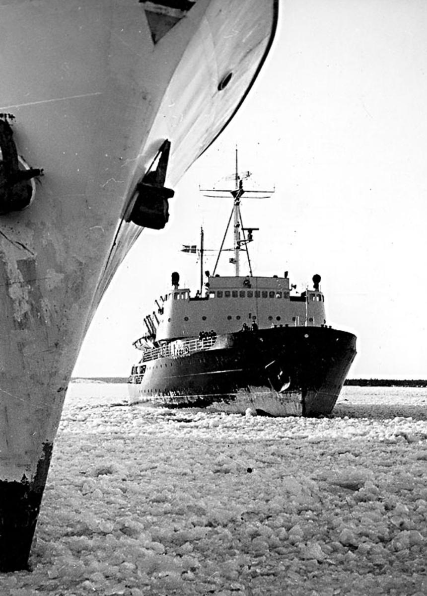 Fartyg: ODEN                            Rederi: Kgl Sjöfartsverket