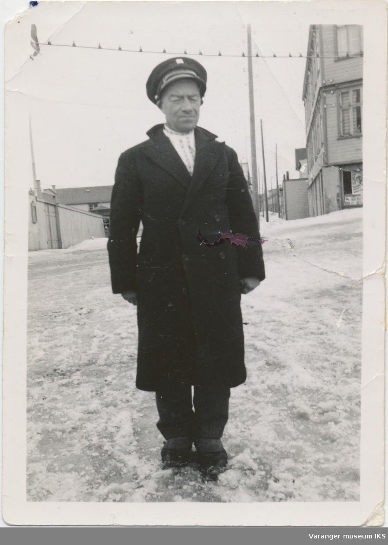 Portrett, Karl Johansen