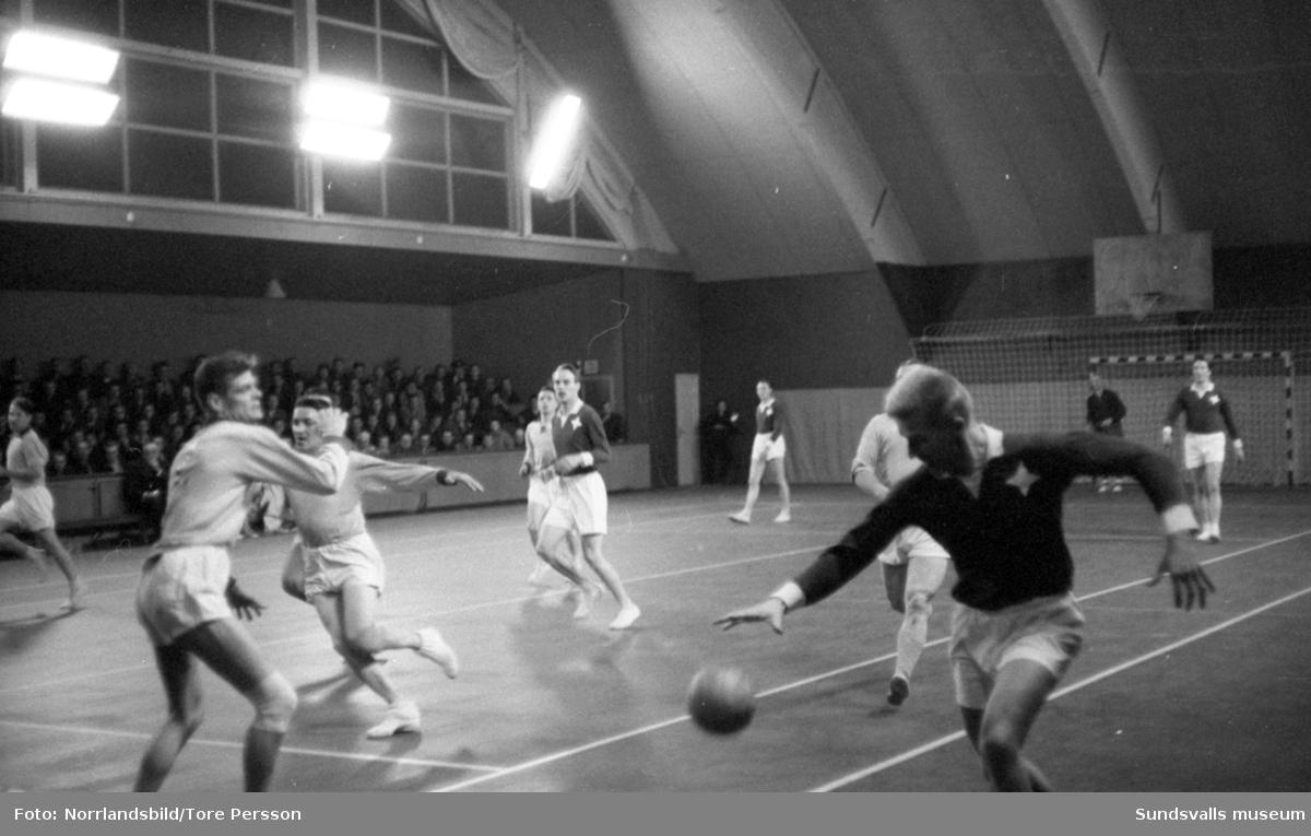 Handboll, IFK-Heffners 12-12.