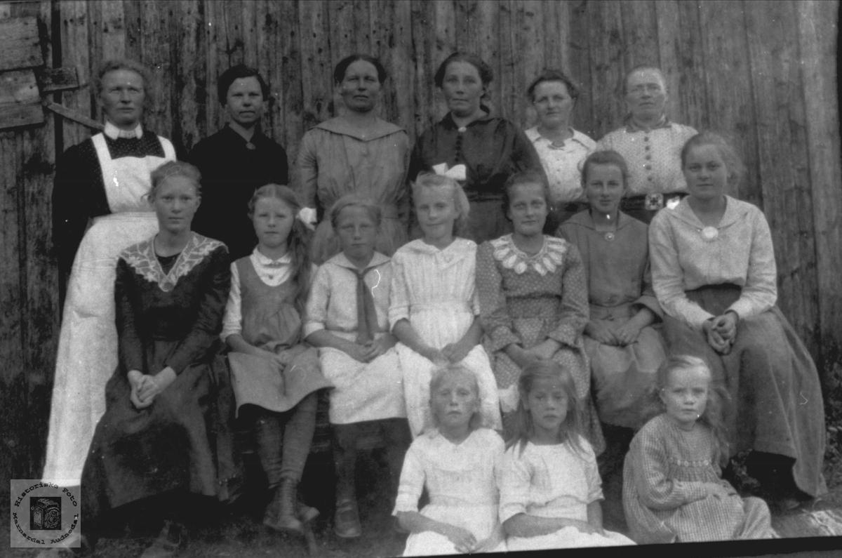 Barneforening Nome 1920