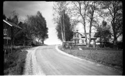 Sanna skola i Utby.  F.d. Sanna skola, numera privatbostad