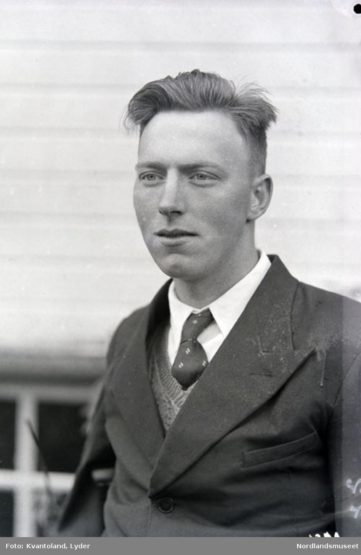 Ekstern kommentar: Ottar Andorsen (f. 1928), Røsvik (Sjunkan).