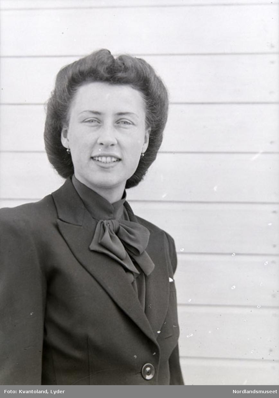Ekstern kommentar: Ingeborg Strøksnes (1918-2016), Røsvik.