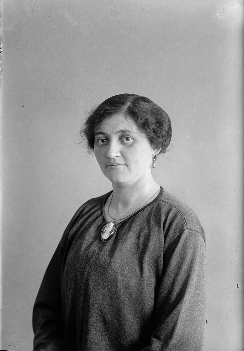 """Fru Bergman"", Uppsala"