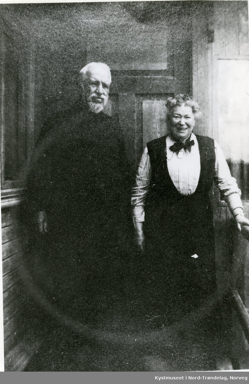 Joseph John og Sarah Armistead