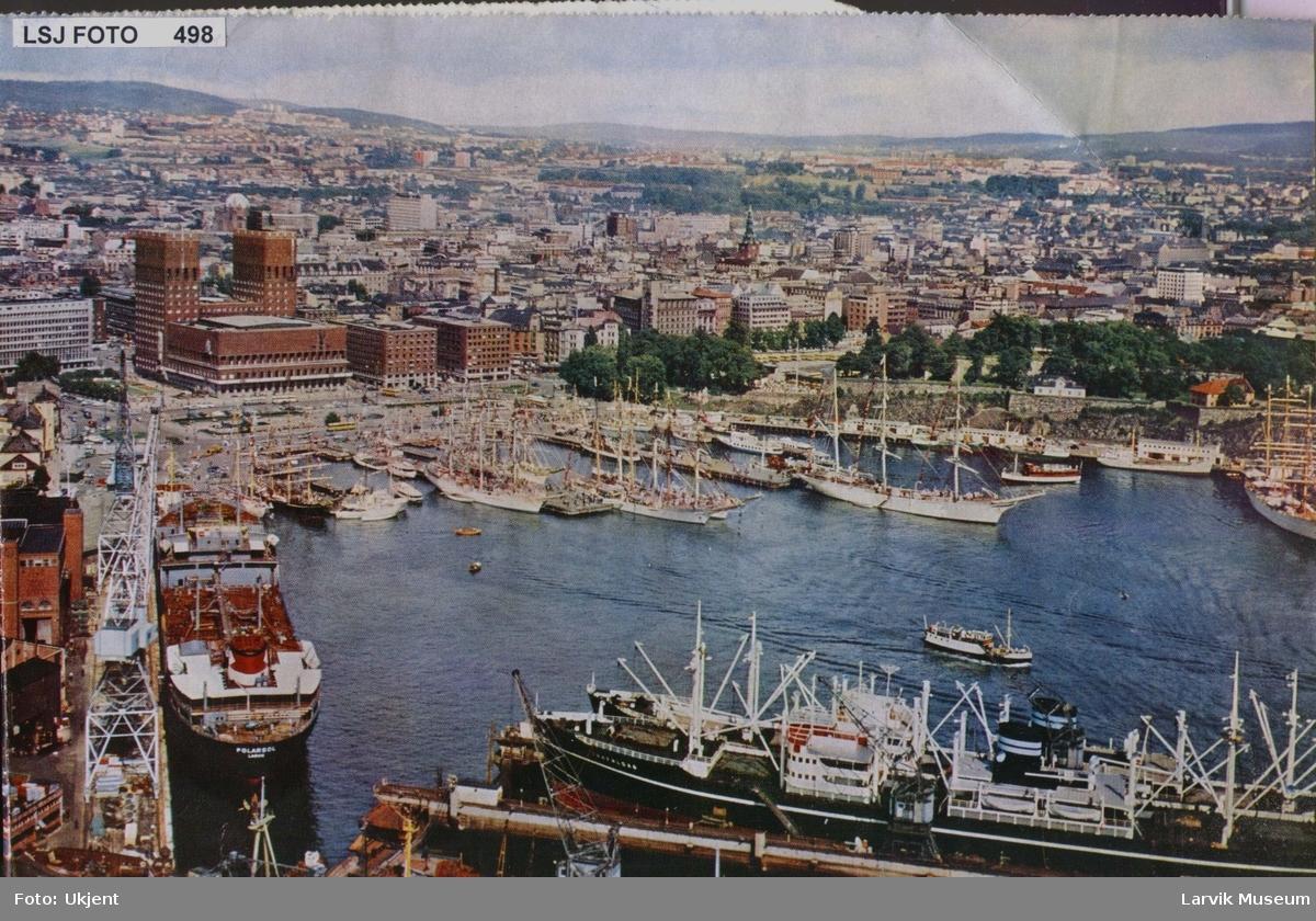 havnemotiv, Oslo havn