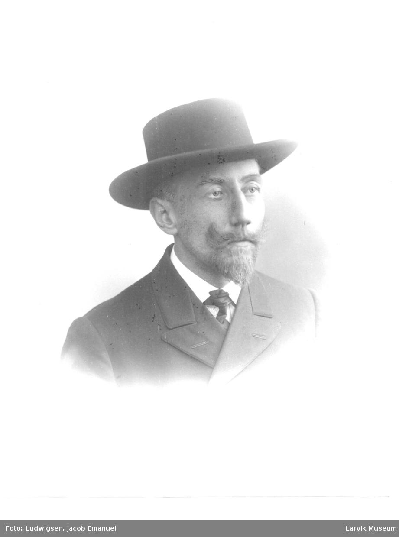 Portrett av Roald Amundsen