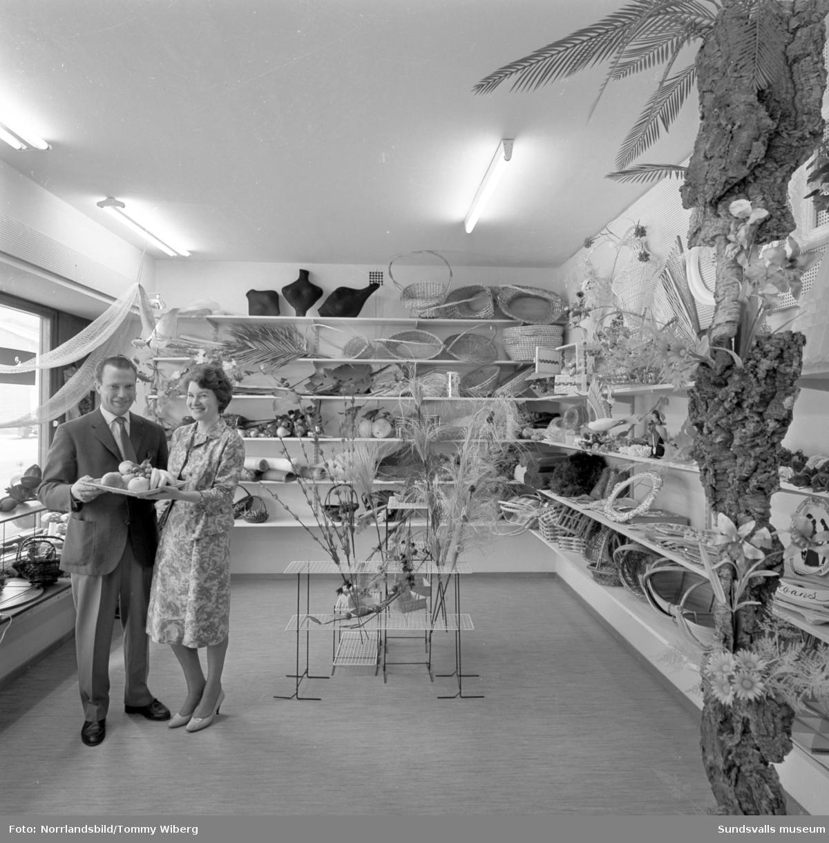 Dunex öppnar affär på Storgatan.