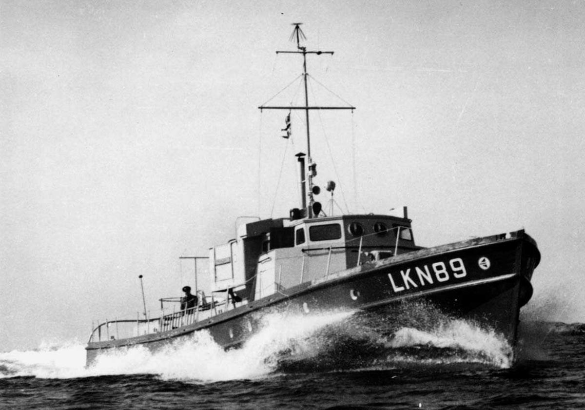 Flysikringsbåt LKN 89