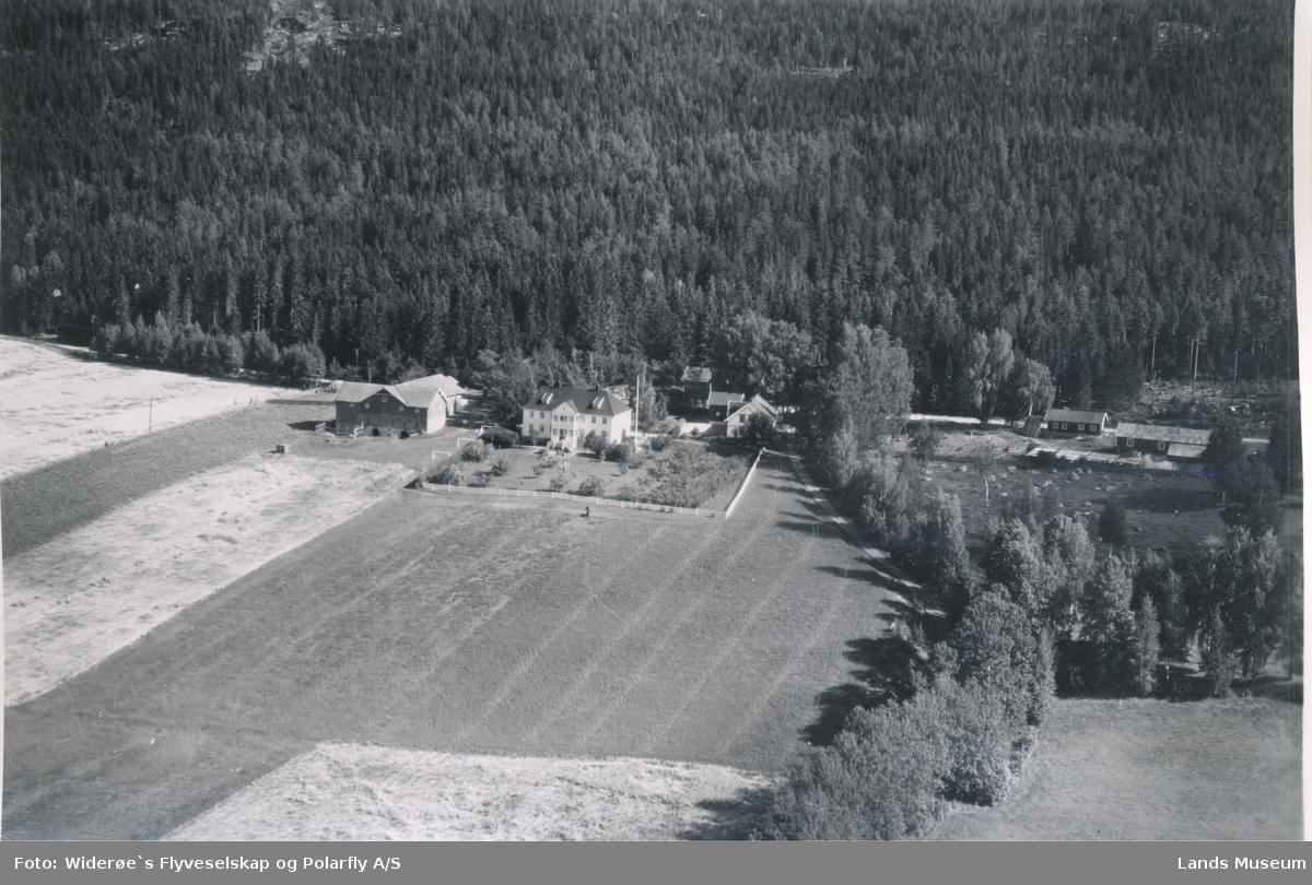 Flyfoto Øvre Enger