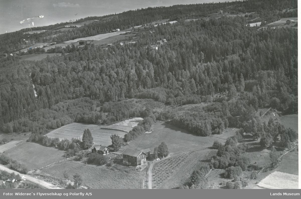 Flyfoto Horn nordre