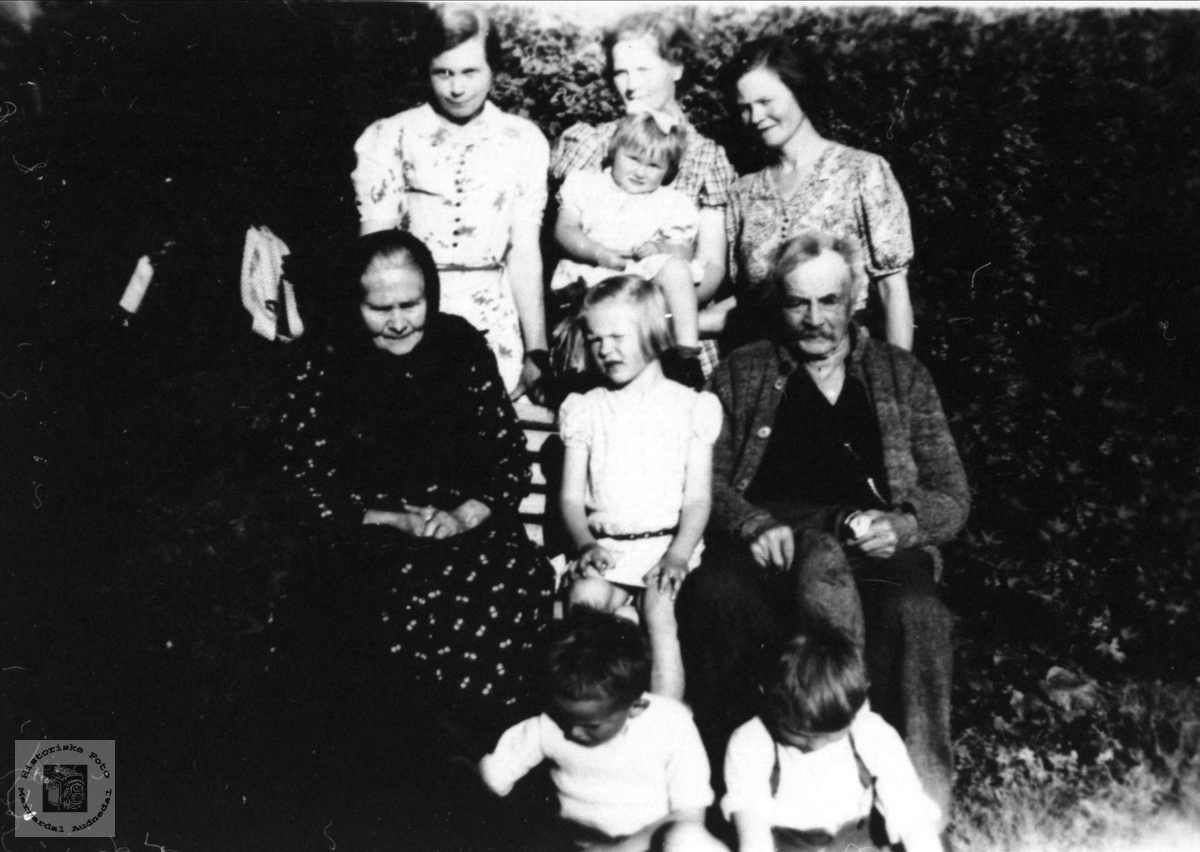 Familiegruppe Brunvatne