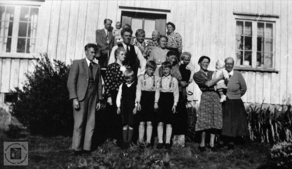 Familiesamling Manneråk