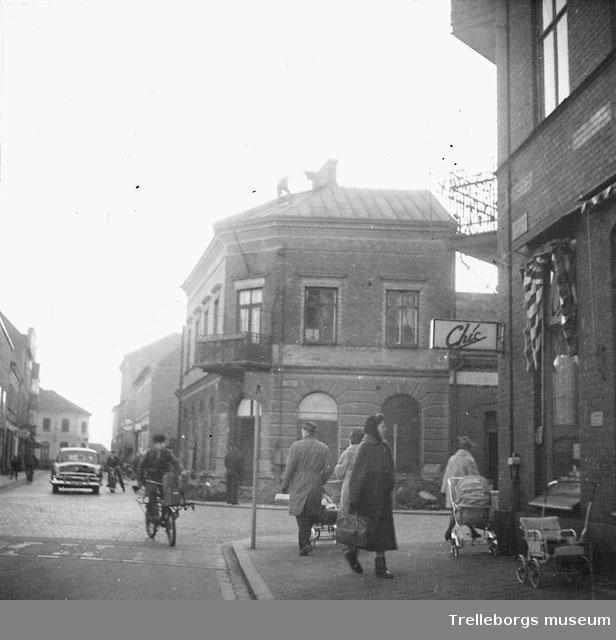 Corfitz Beck-Friisgatan, 1961