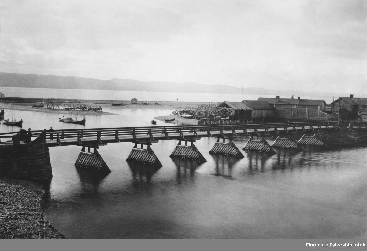 Vestre Jakobselv 1899.