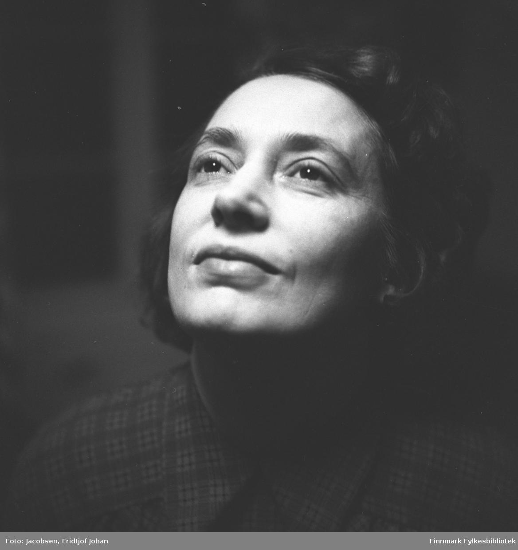 Portrett av Aase Randi Jacobsen