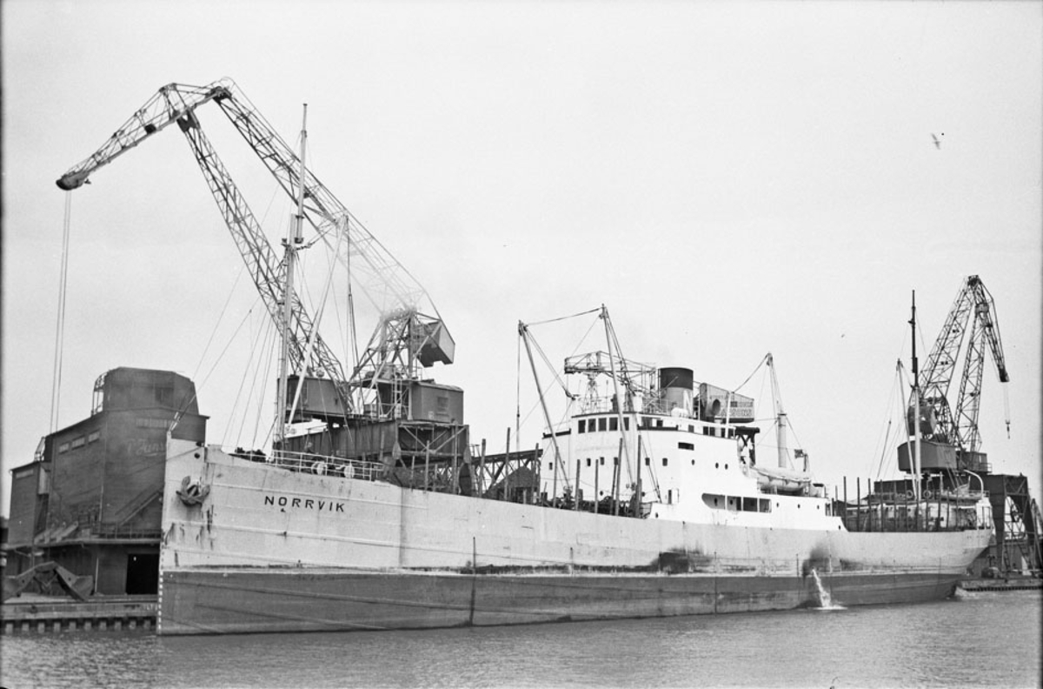 Ägare:/1958-62/: Rederi AB Novator. Hemort: Norrköping.