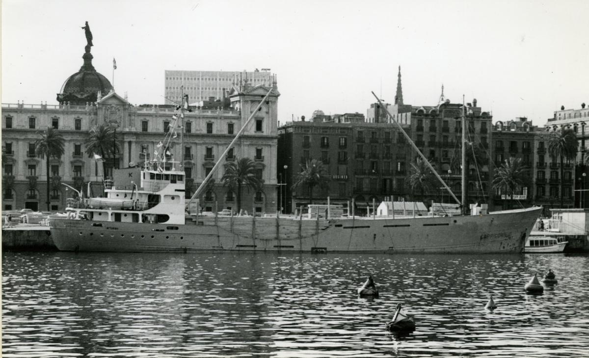 Ägare:/1957-69/: Gebroeders Kramer. Hemort: Groningen.