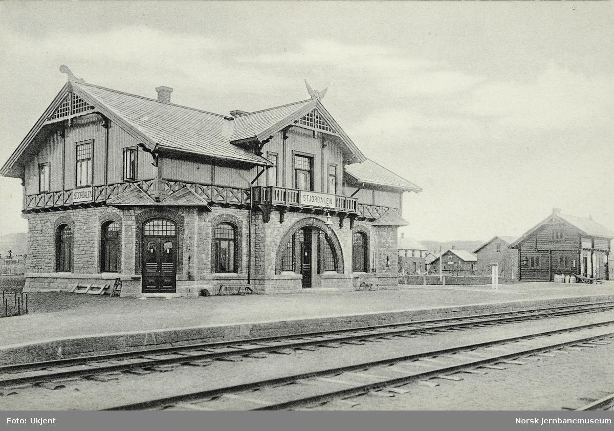 Stjørdal stasjon