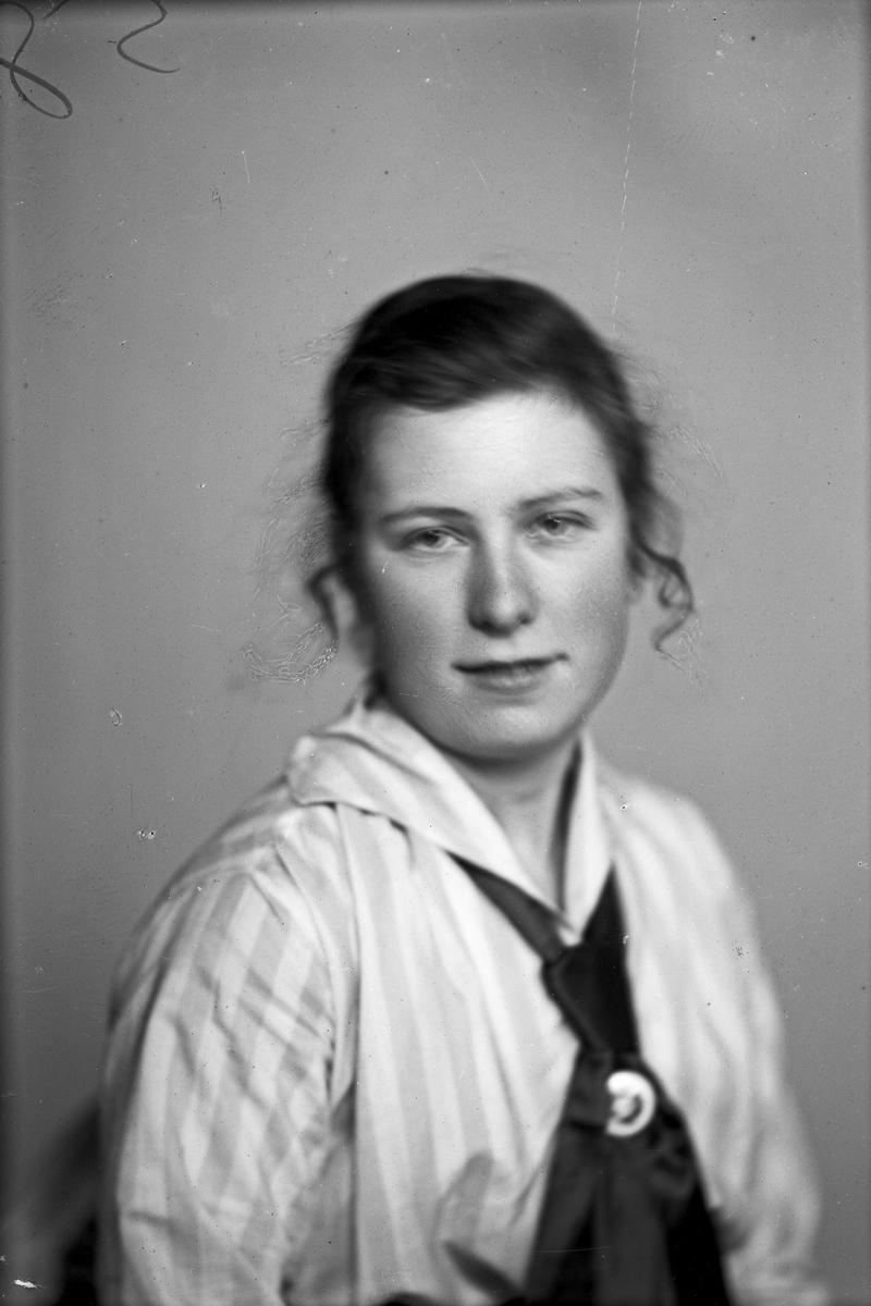 Portrett av Ellen Vangen.