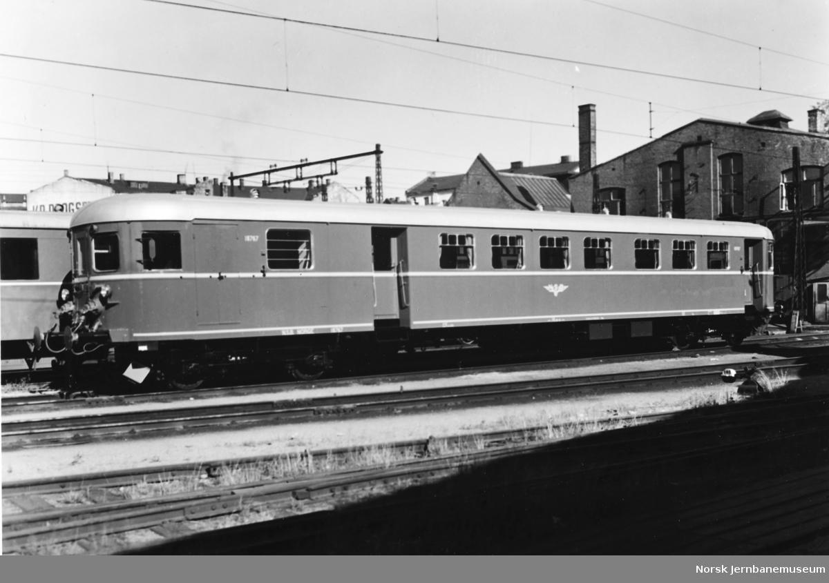 Ny styrevogn litra CFox4b nr. 18767