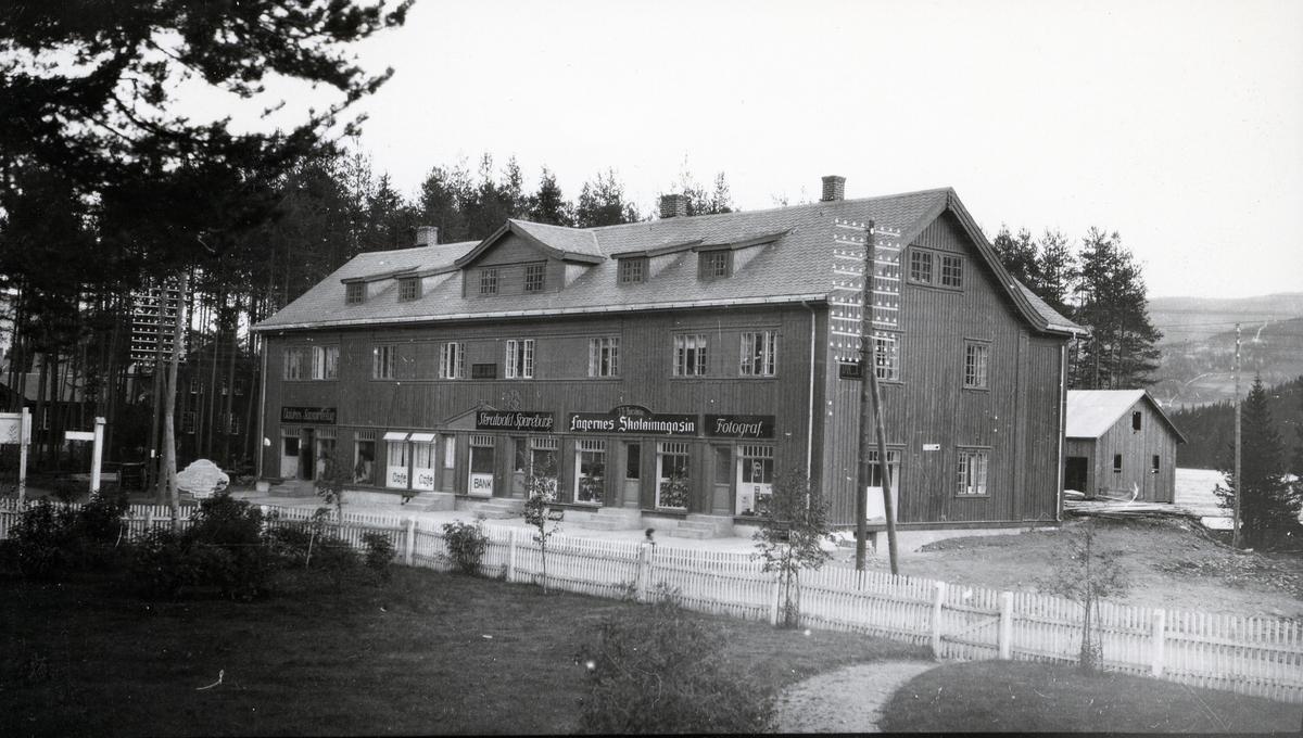 Neste- /Kampen-gården på Fagernes
