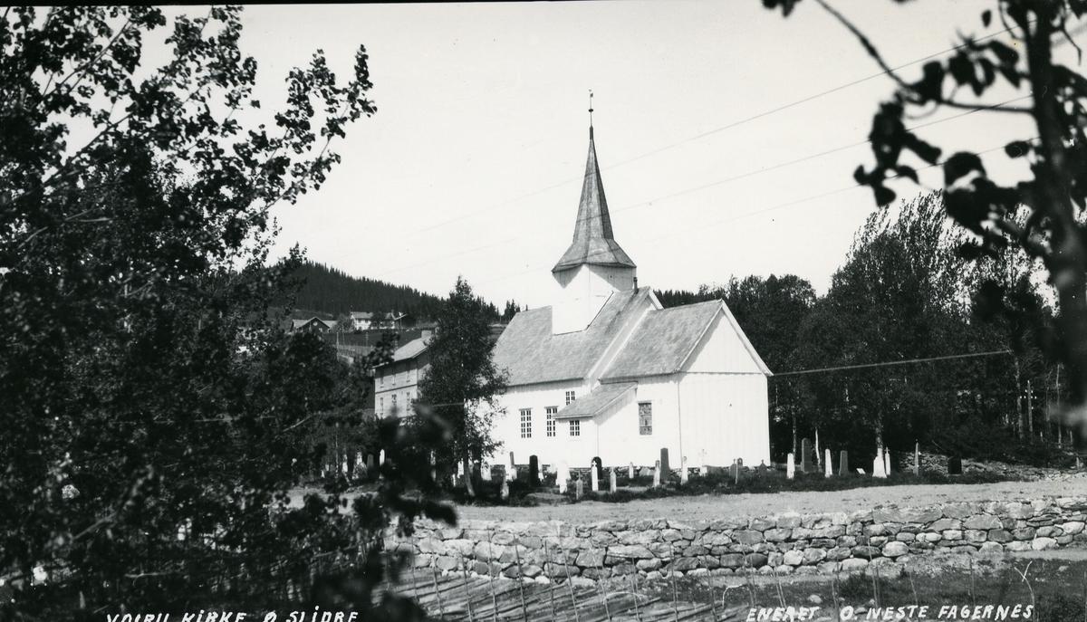 Volbu kyrkje