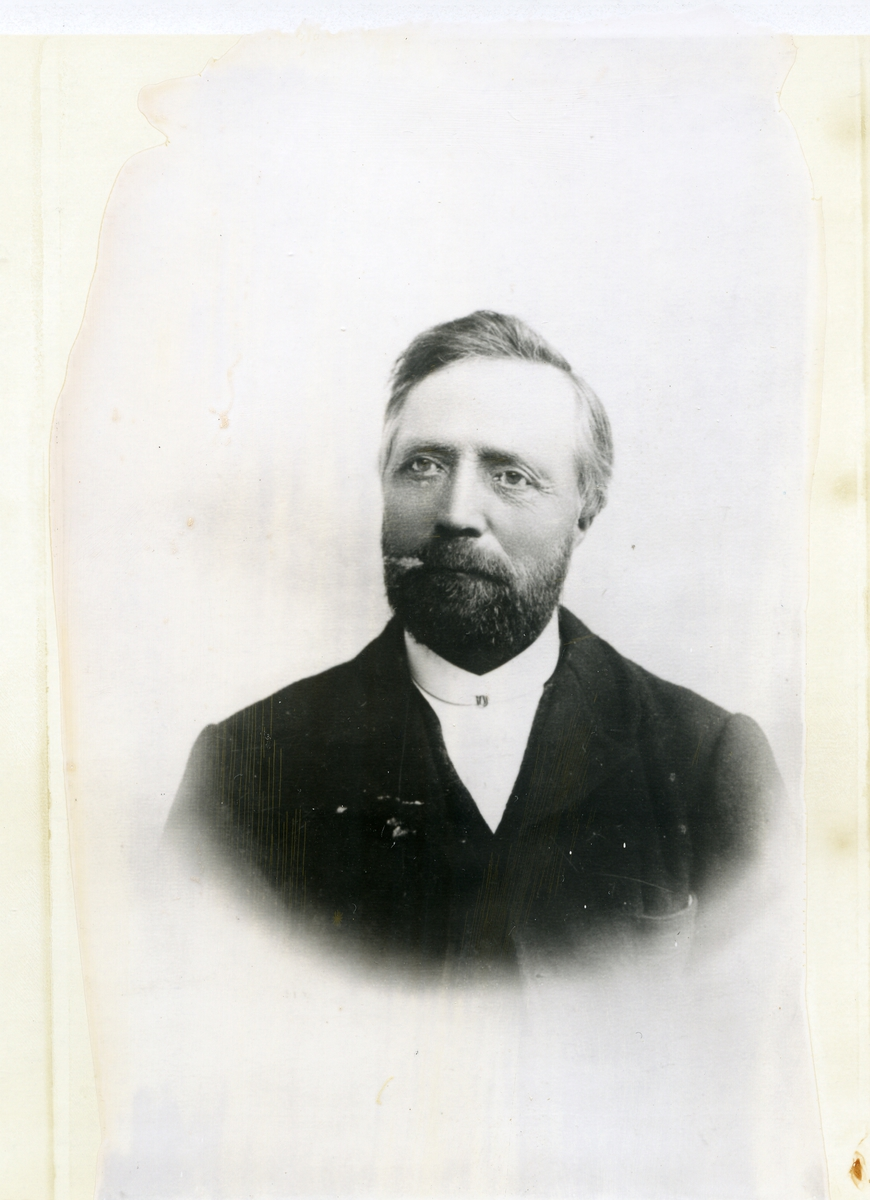 Portrett av Ole Arnesen Granheim (1841-1922)