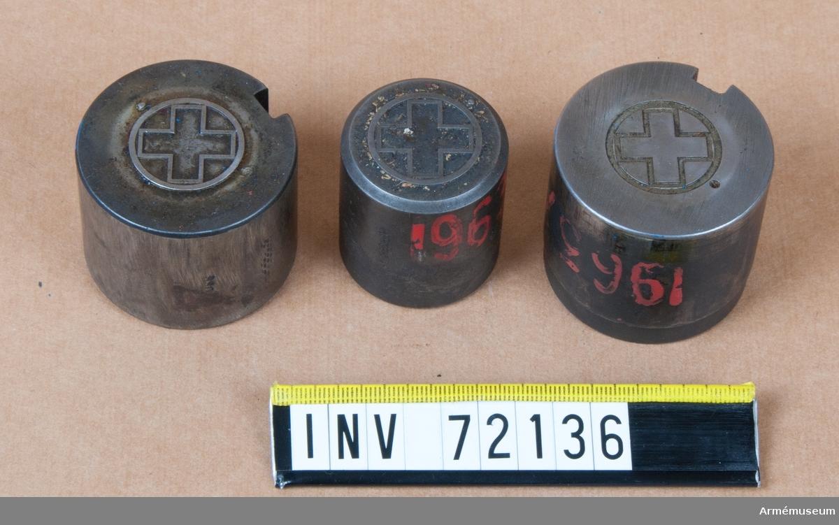 Grupp C III. Nr 19337. 1 stans, 1 kontra, 1 puns. Stort.