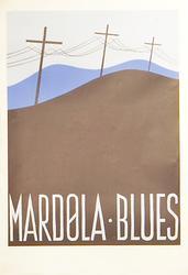 Mardøla blues [Grafikk]