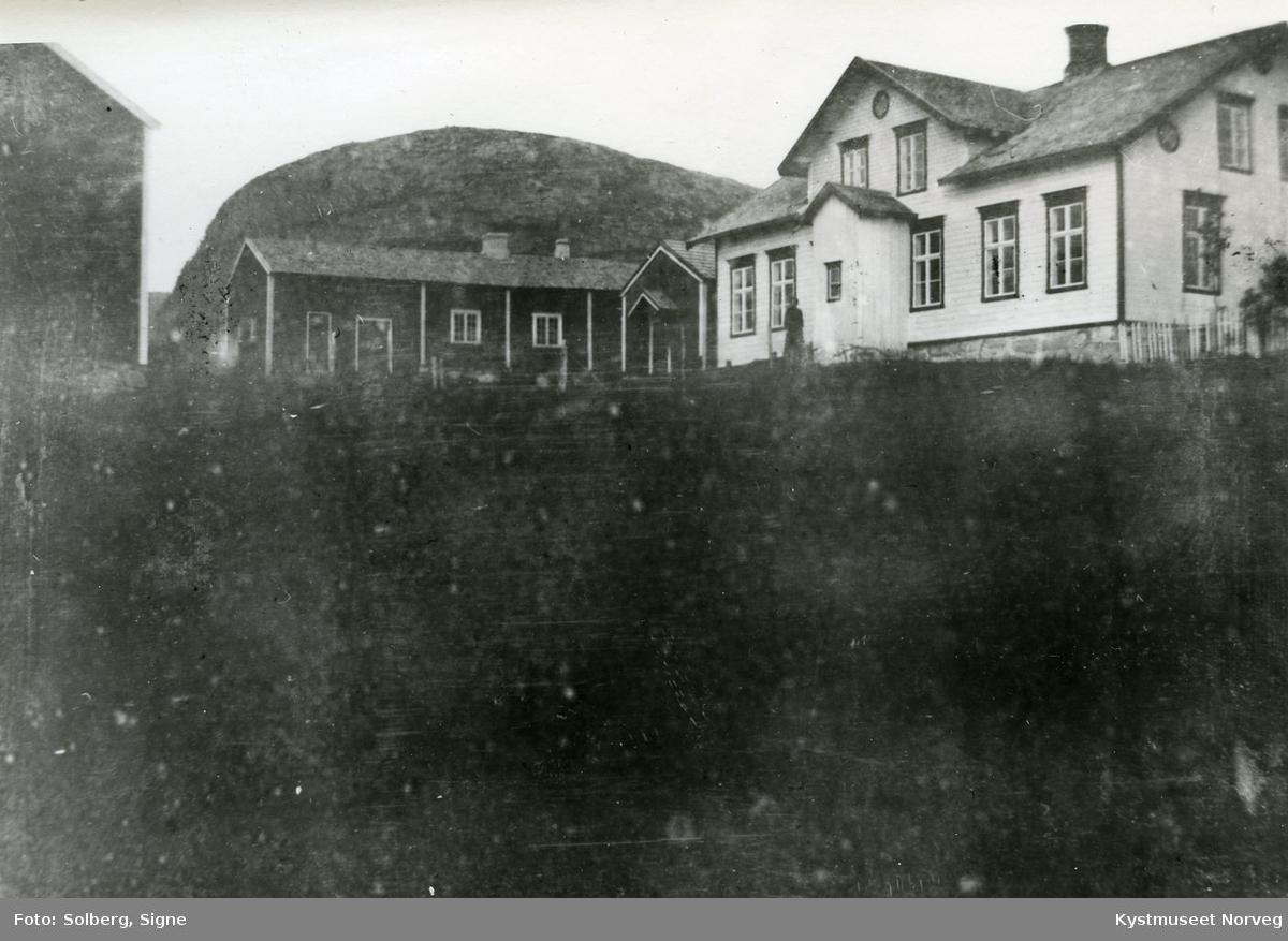 Prestegården i Flatanger