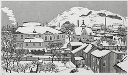 Utsikt 1948 [Grafiskt blad]