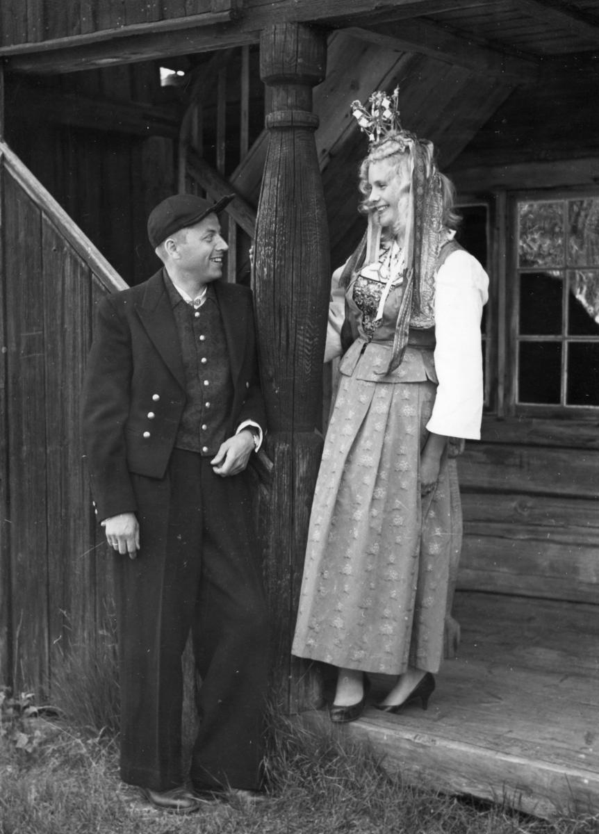 Utflytterdagen,Glomdalsbruden 1959